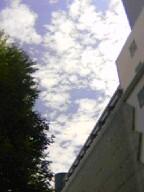 四日市の空