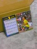 カレンダーが届きました!