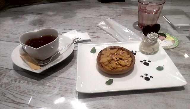 SKE カフェにて