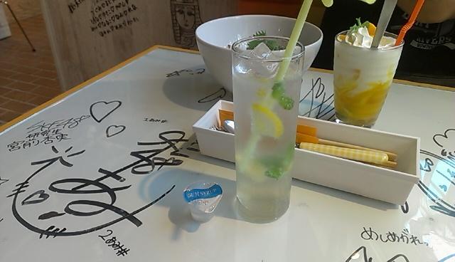 SKE カフェに行ってきました
