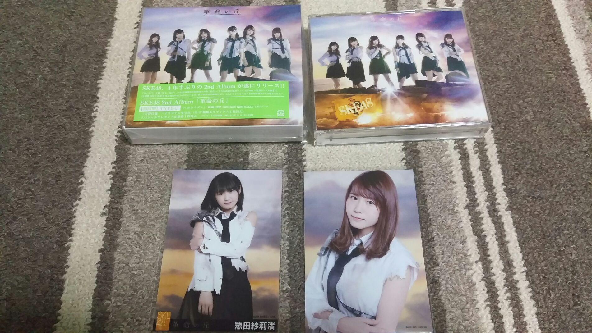 SKE.2ndアルバムを発売